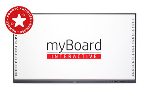 Tablica interaktywna myBoard Grey AiO 92""